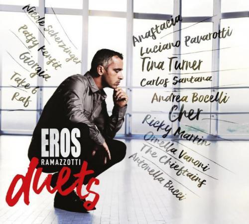 Eros Ramazzotti duets